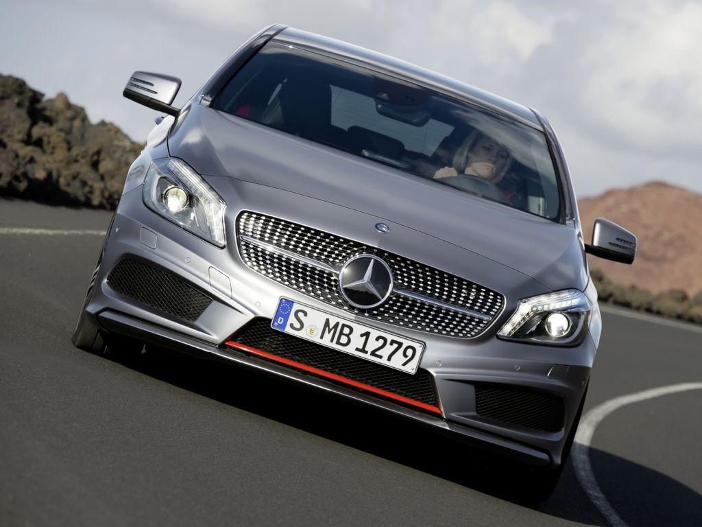 Steckbrief: Neue Mercedes A-Klasse