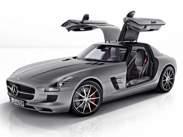 Mercedes SLS AMG GT (2013)