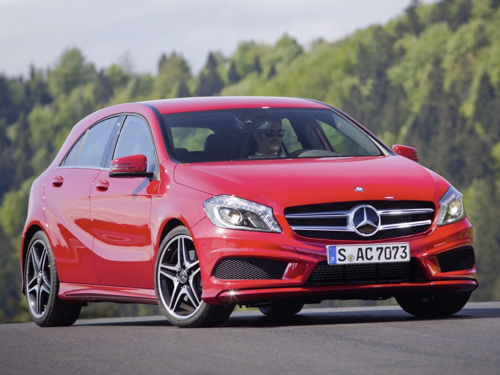 Preise der neuen Mercedes A-Klasse im Überblick