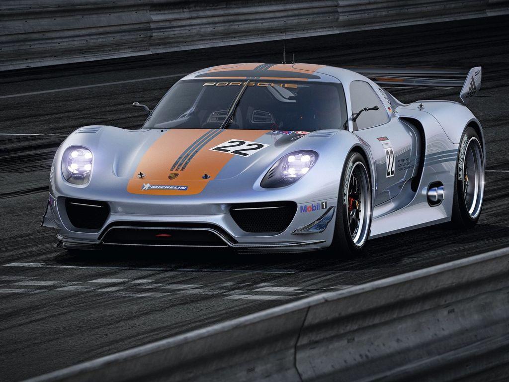 Porsche 918 RSR Hybrid (2013)