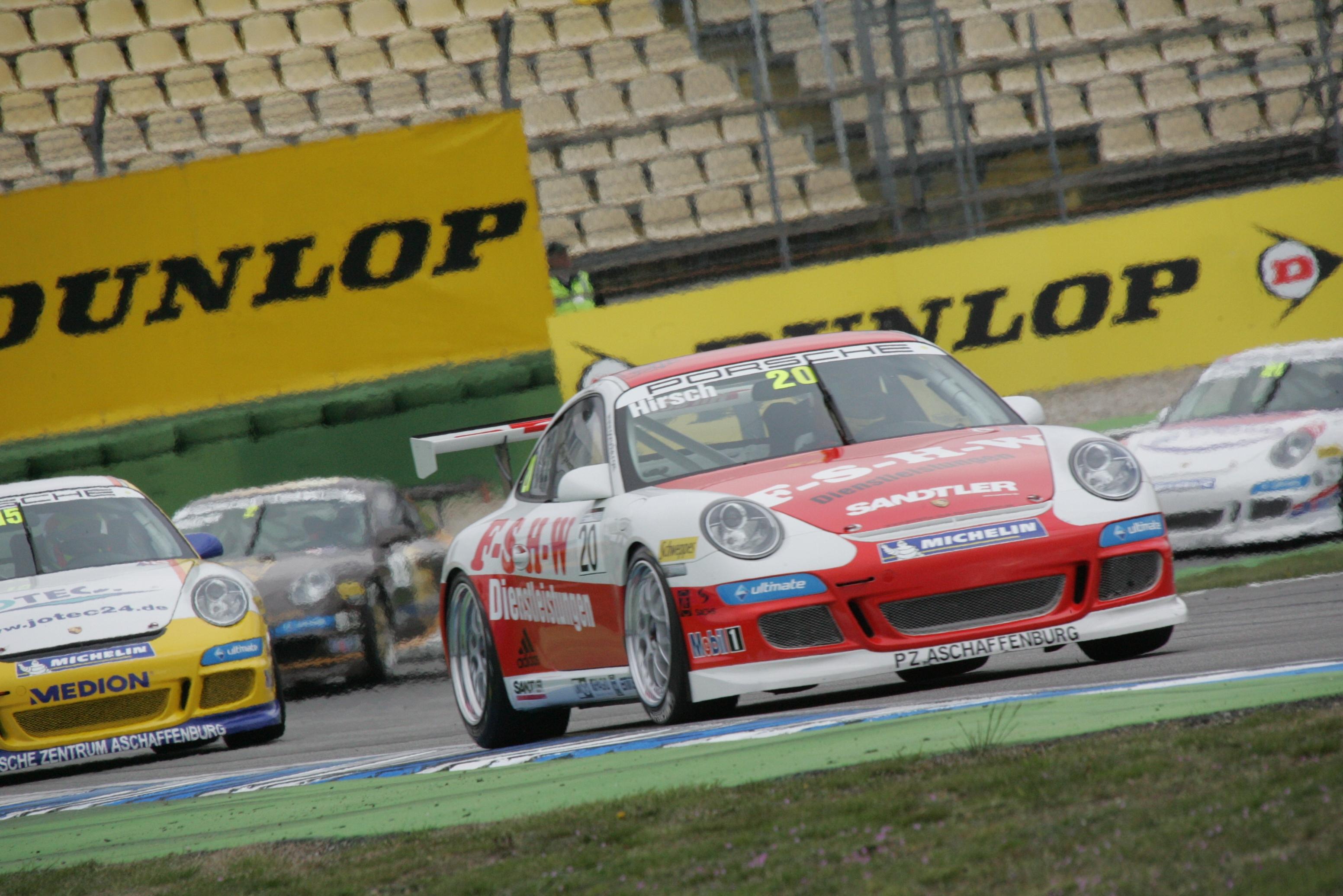 Porsche Carrera Cup 2012