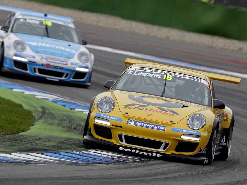 Große Herausforderung beim Porsche Carrera Cup auf der Nordschleife