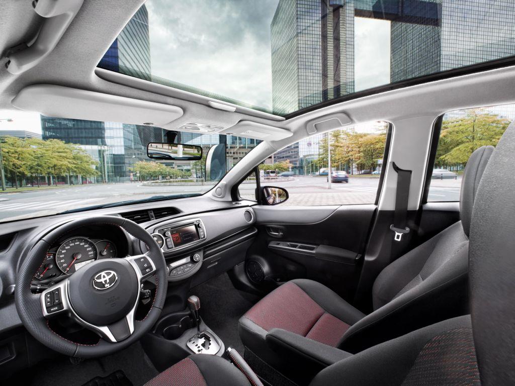 Toyota Yaris Hybrid in Genf 2012