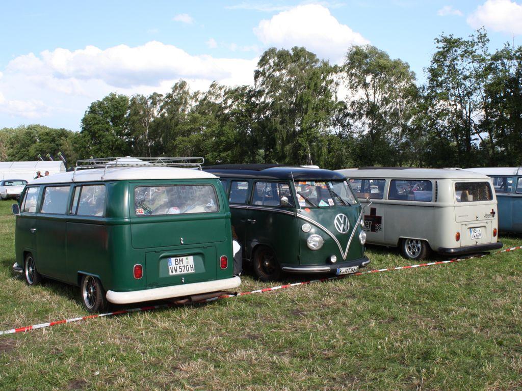 VW Bulli Restaurierung