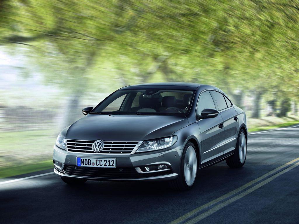 Der neue VW CC - erneuter Einstieg in die Oberklasse von Volkswagen