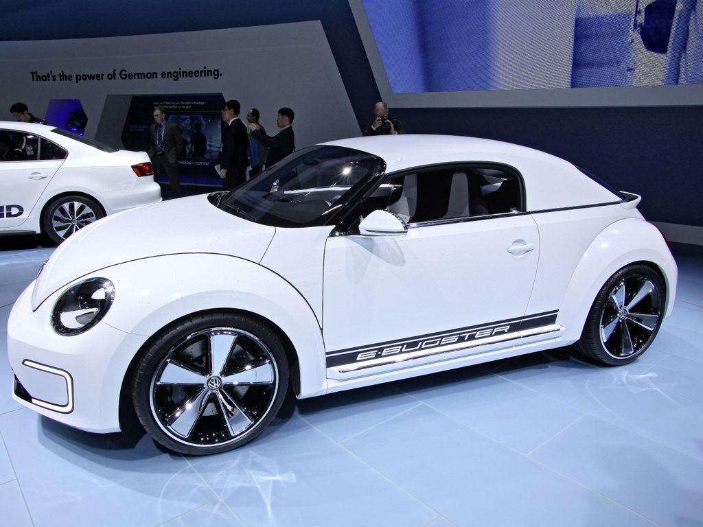 VW Elektroauto e-Bugster