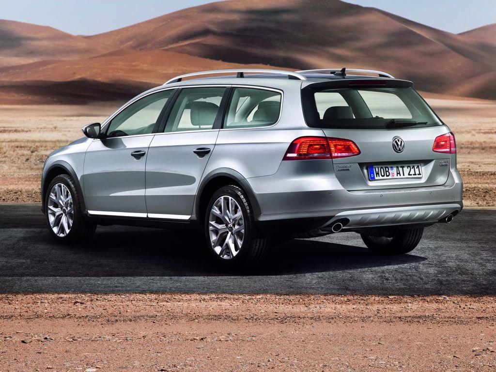 vw passat alltrack mj 2012 img 3 - VW Passat Alltrack Test im Schnee