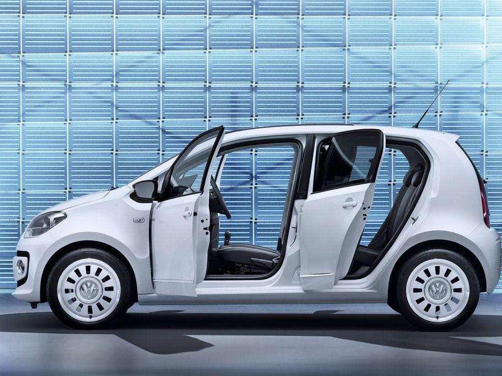 VW up - verbrauchsarmer Kleinwagen