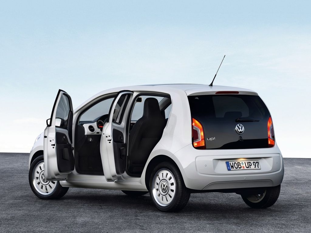 vw up 5 t rer bei gleicher l nge viel komfortabler. Black Bedroom Furniture Sets. Home Design Ideas