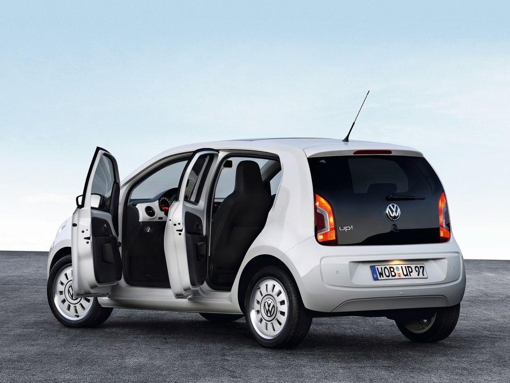 VW up 5 Türer – Bei gleicher Länge viel komfortabler