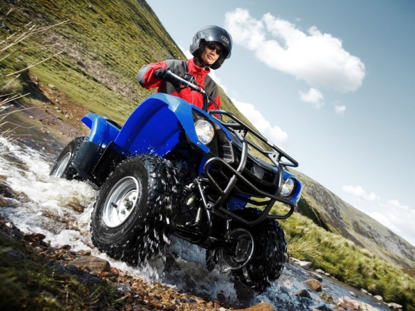 Yamaha Grizzly 125 (2012)