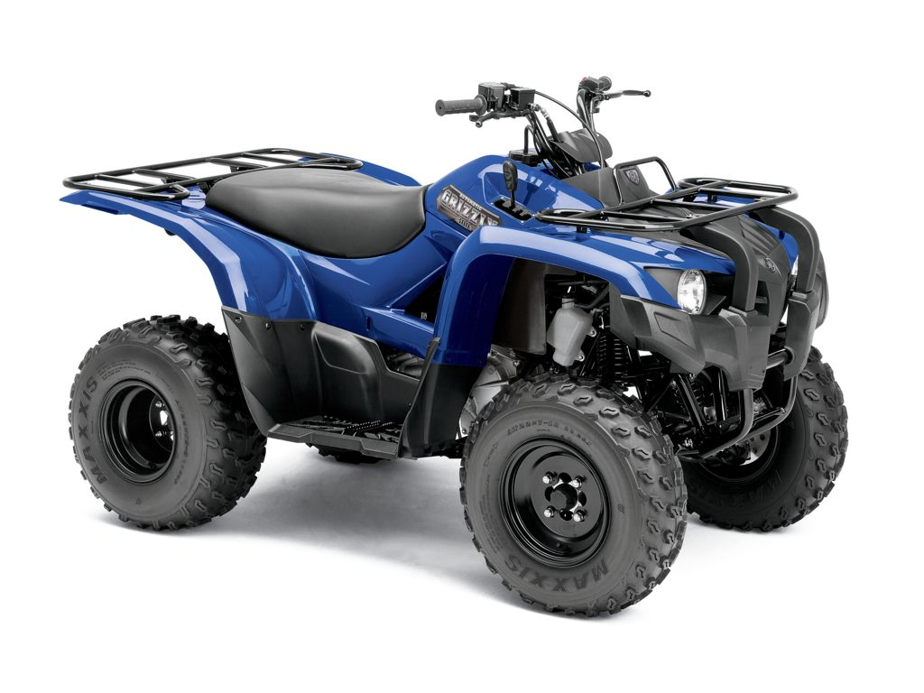 Yamaha Grizzly 300 (2012)