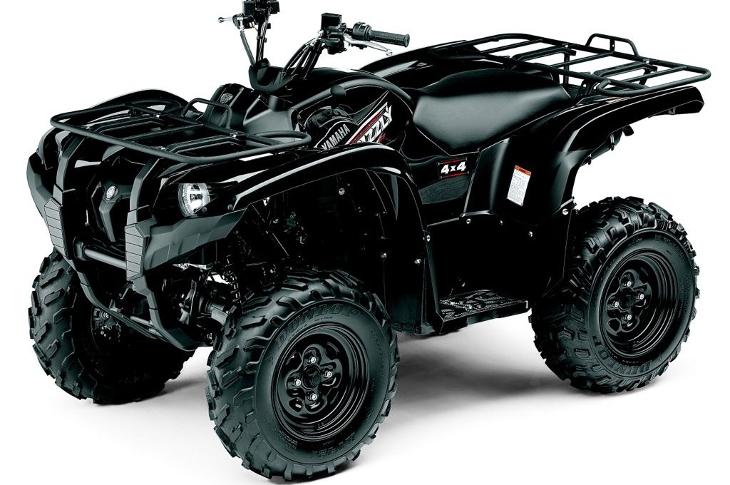 Yamaha Grizzly 700 EPS Special Edition (2012)Yamaha Grizzly 700 EPS Special Edition (2012)