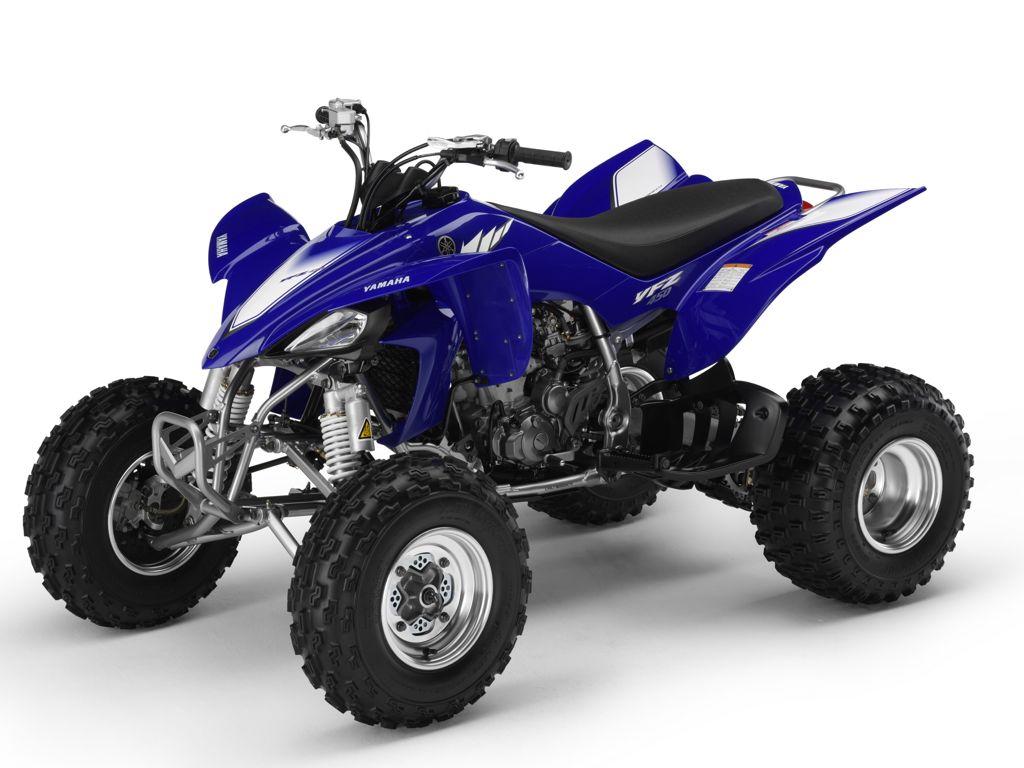 Yamaha YFM350R (2013)