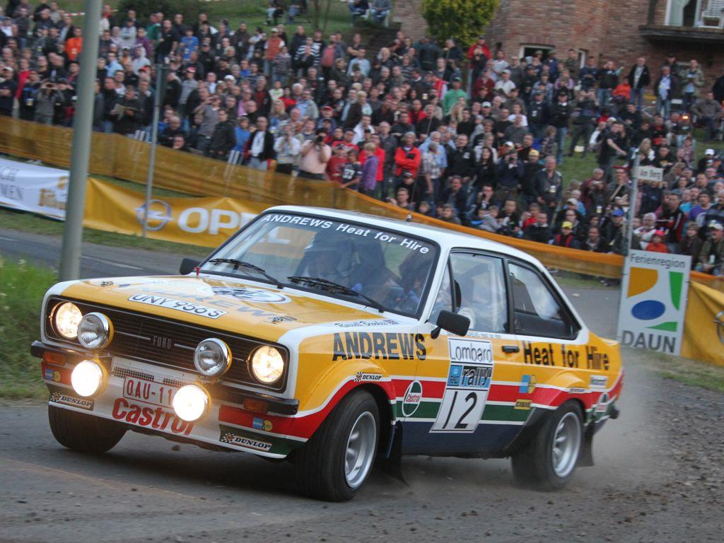 ADAC Eifel Rallye Festival: Das wichtigste zur Veranstaltung