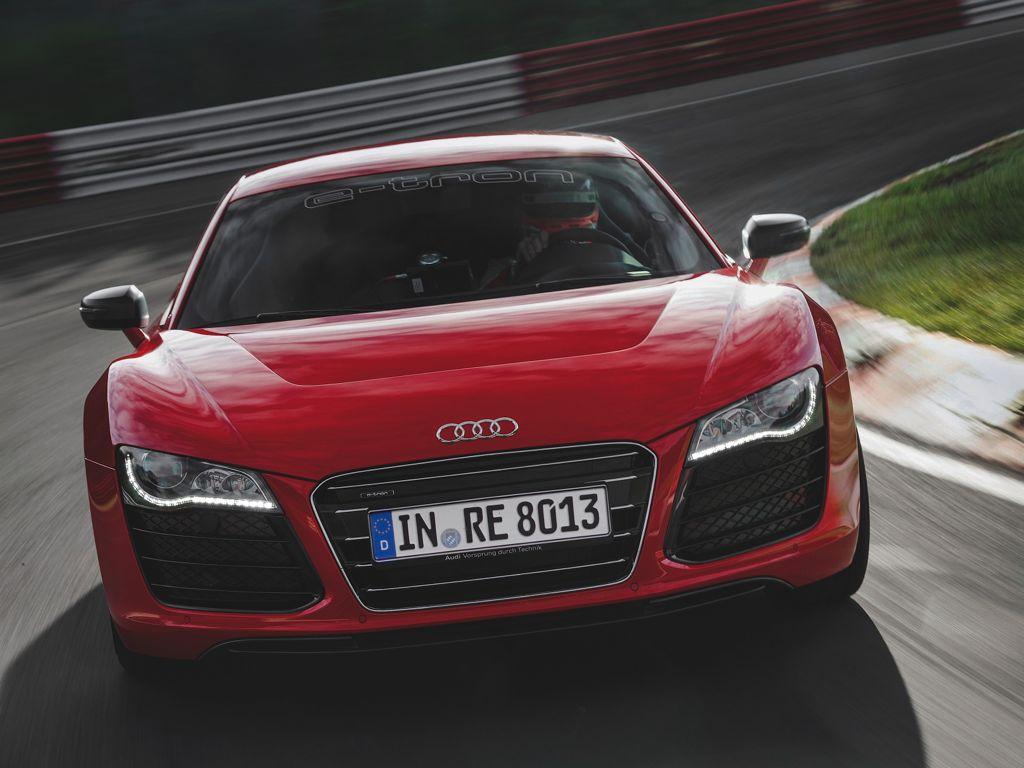 Audi R8 e-Tron Nürburgring (2012)