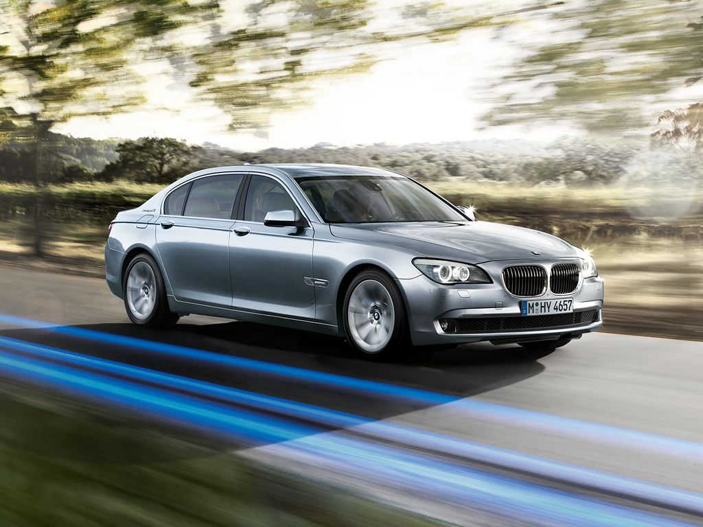 BMW ActiveHybrid 7 (2012)