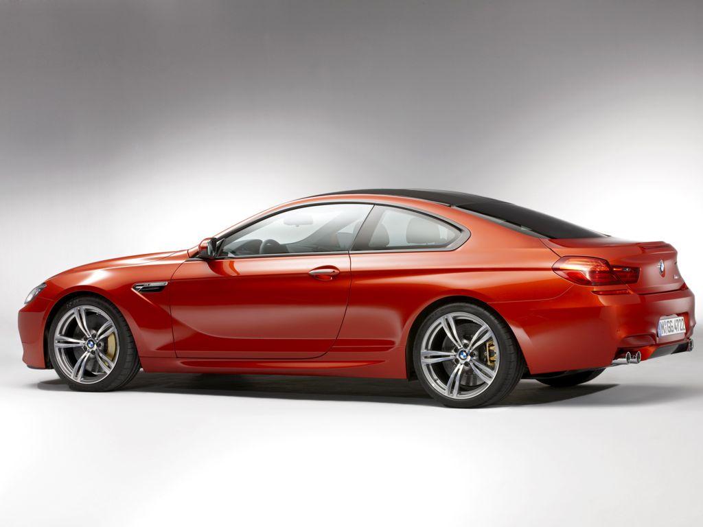 Der neue BMW M6