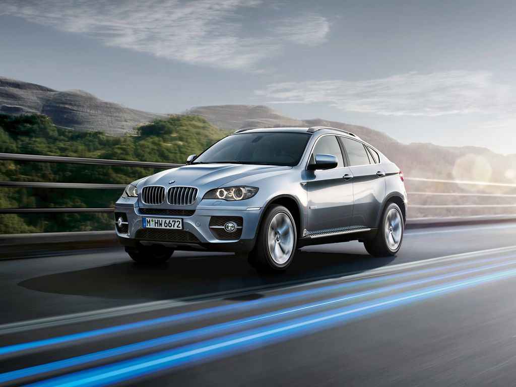 BMW ActiveHybrid X6 (2012)