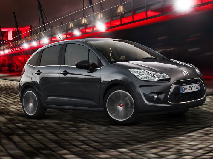 Citroen C3 Red Rock Sondermodell