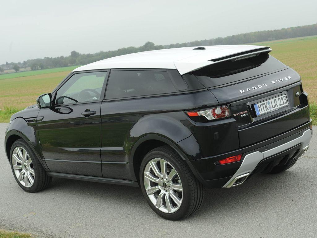 Land Rover und Jaguar auf Schlössertour in Deutschland