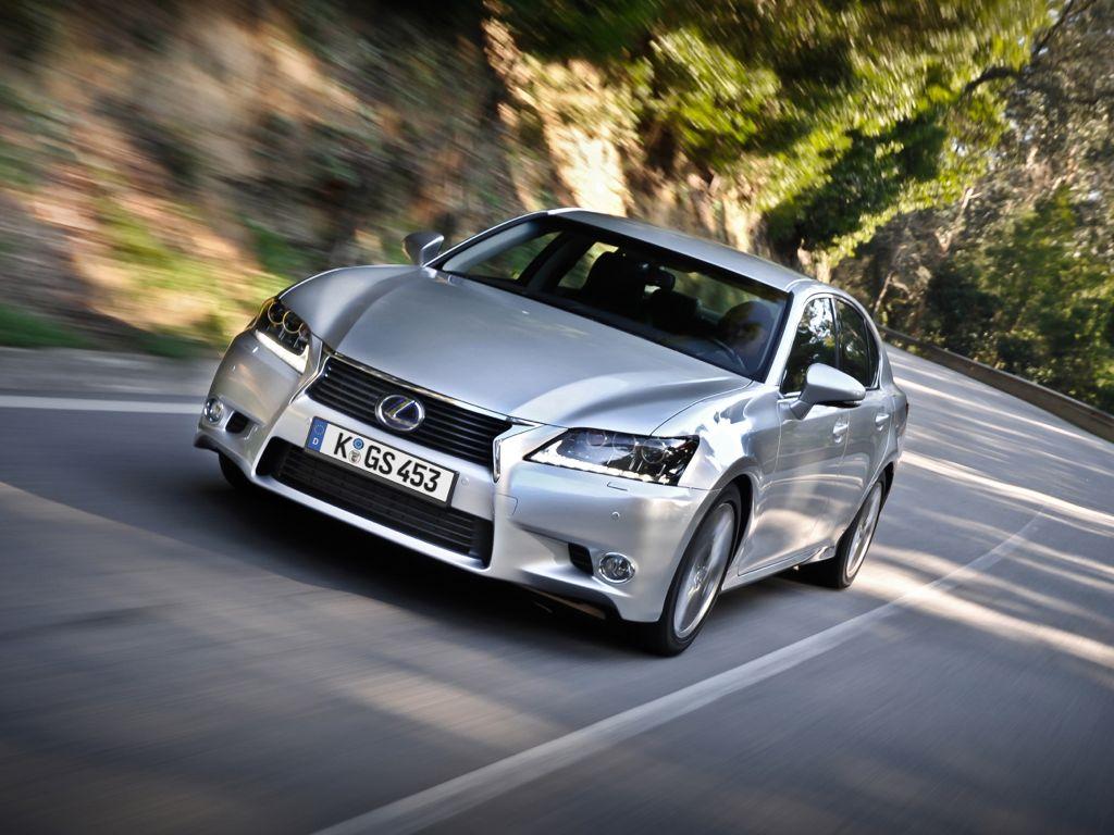 Lexus GS 450h: Neuer Hybrid in der Oberklasse