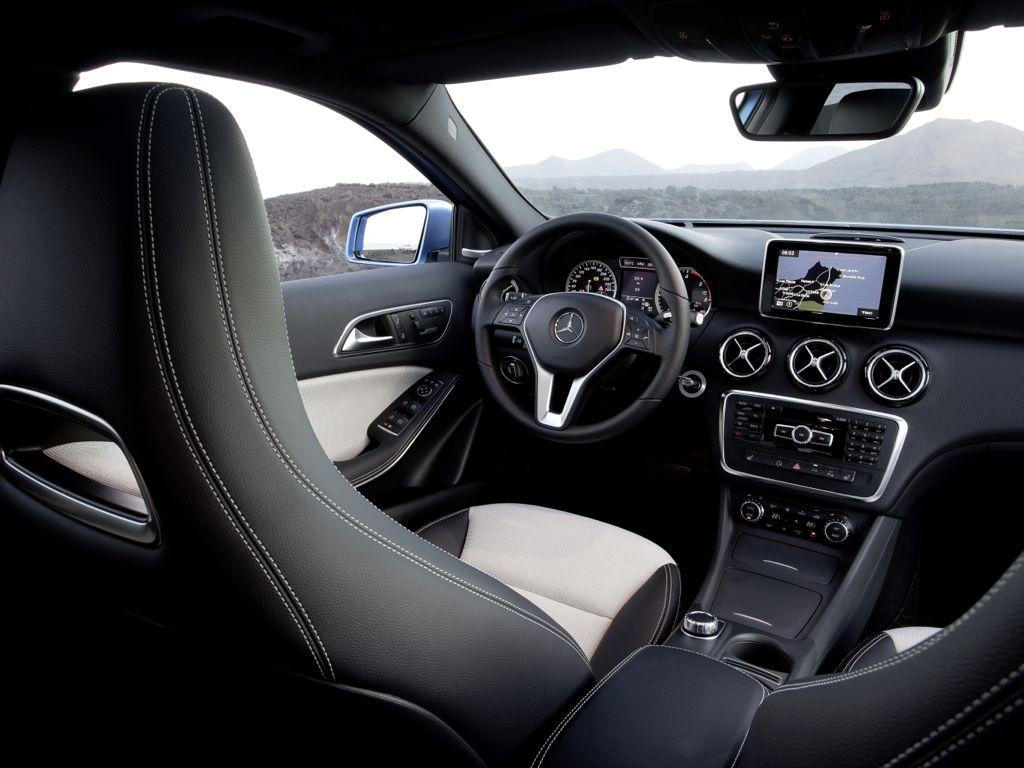 Neue Mercedes A-Klasse - neue Kundschaft?