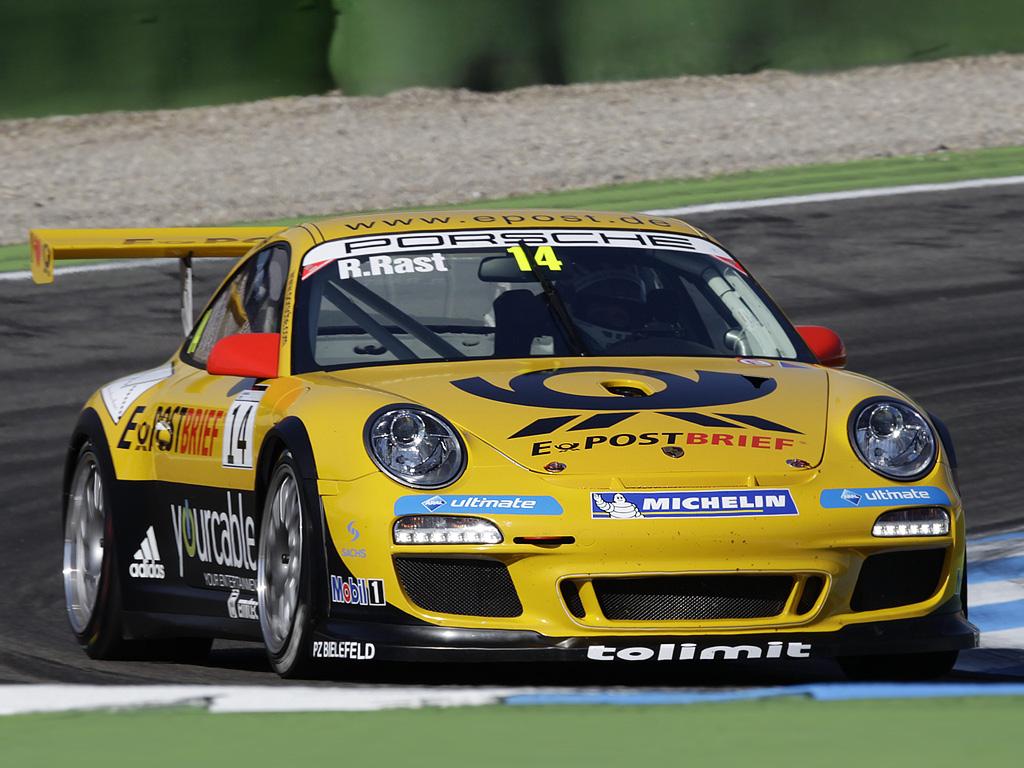 Porsche Carrera Cup Deutschland 2012