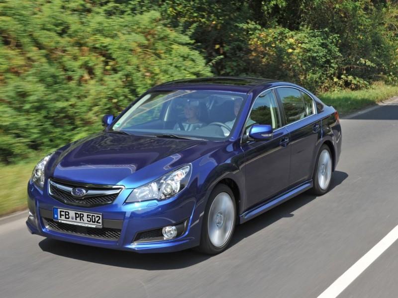 Subaru Legacy (2012)