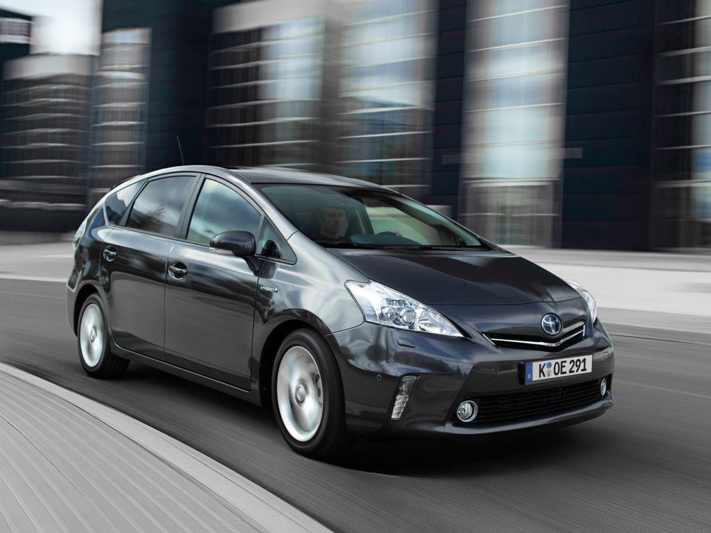 Toyota Prius+ (2012)