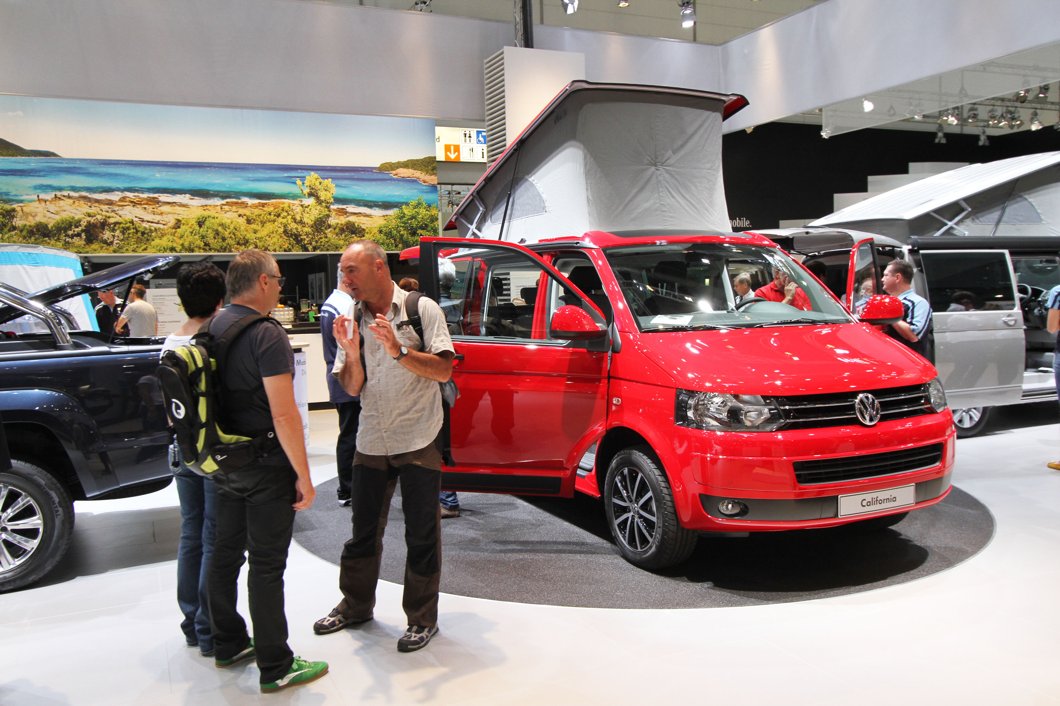 Caravan Salon 2012: Die Highlights der Messe im Video