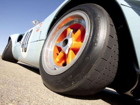 1968 Ford GT40 GulfMirage Lightweight Racing Car Preis unbekannt