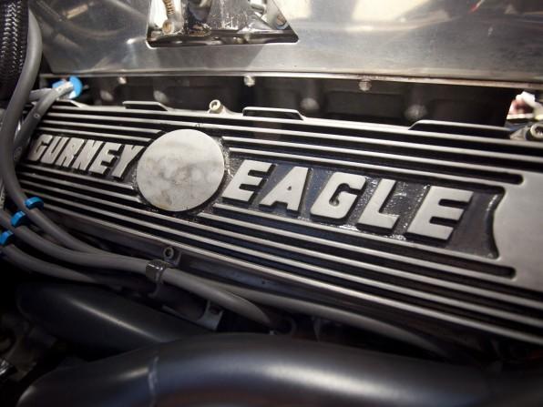 1968 Ford GT40 GulfMirage Lightweight Racing Car mit V8 Motor