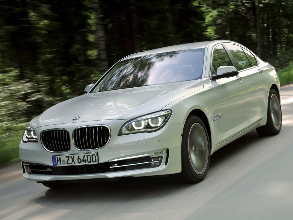 BMW 7er Facelift (2013)