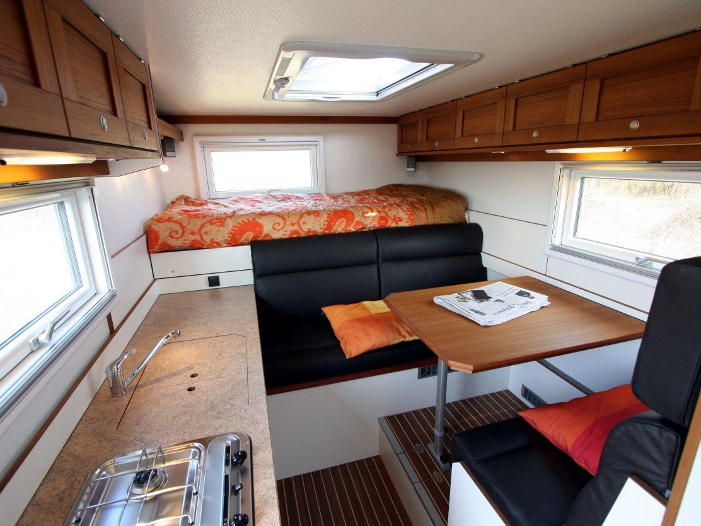 expeditionsmobil bocklet dakar 650 mit 4x4 allrad von igelhaut. Black Bedroom Furniture Sets. Home Design Ideas