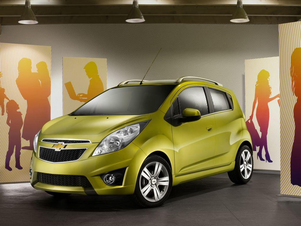 Chevrolet Spark: Kleinwagen Boom in Amerika