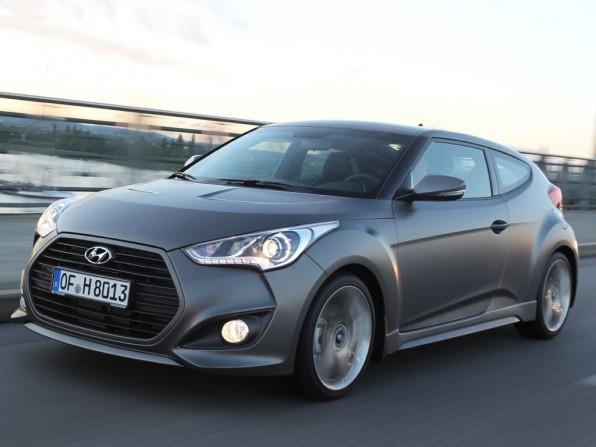 Hyundai Veloster Turbo kommt nach Deutschland - Preis 24.690 Euro