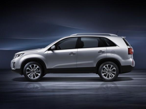 kia sorento facelift mj2013 img 4 596x447 - Kia Sorento Facelift kommt im Oktober