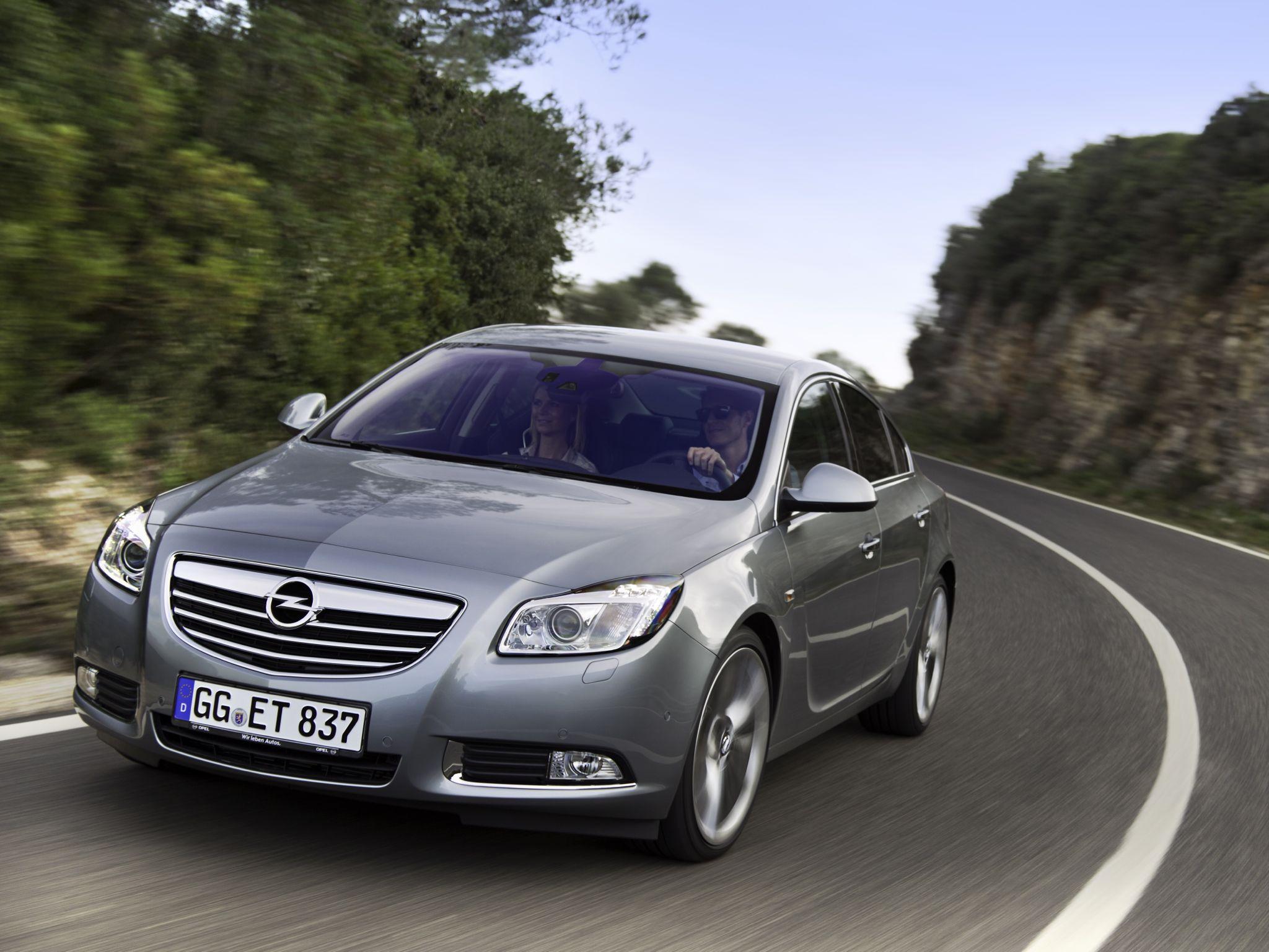 Opel Insignia ecoFLEX (2013)