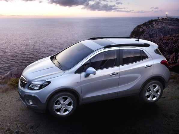 Opel Mokka: Schon 25.000 Bestellungen vor Erscheinungsdatum