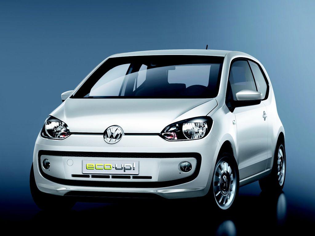 VW up mit Erdgasantrieb Verkaufsstart im November 2012