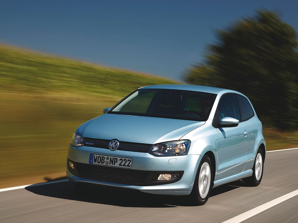 VW Polo BlueMotion Verbrauch