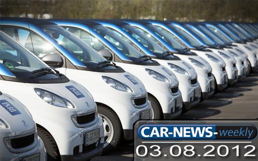 weekly produktbild 03082012 - Newsvideo: Car2go kommt nach Köln