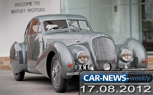 E10 Verkaufsstopp, Bentley Embiricos, Mercedes SLK