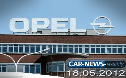 weekly produktbild 18 05 2012 - Newsvideo vom 18.05.2012: Porsche steigert Absatz um sieben Prozent