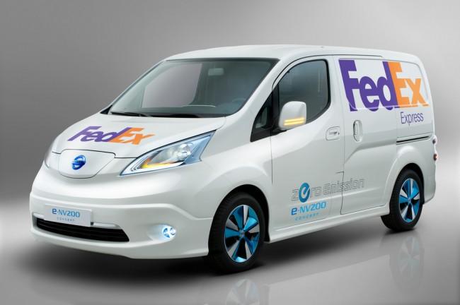 Nissan Elektroauto: Nissan e-NV200 soll zur Serienreife entwickelt werden