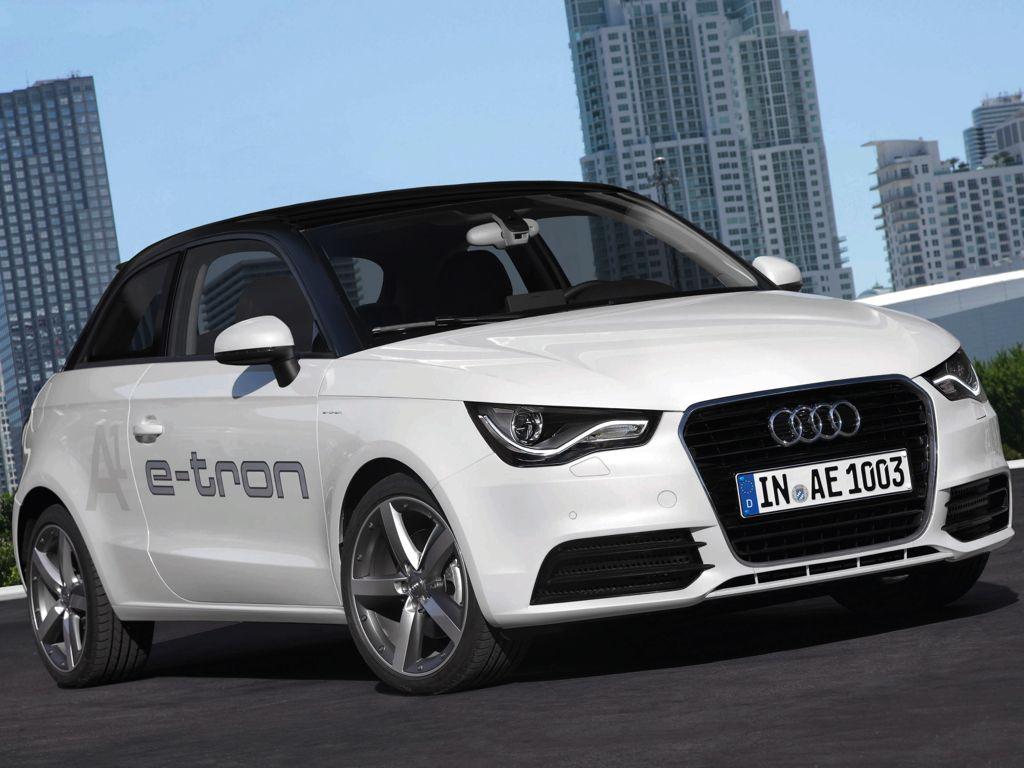 Blick in die Zukunft: Ab 2020 soll jeder Audi als e-Tron verfügbar sein
