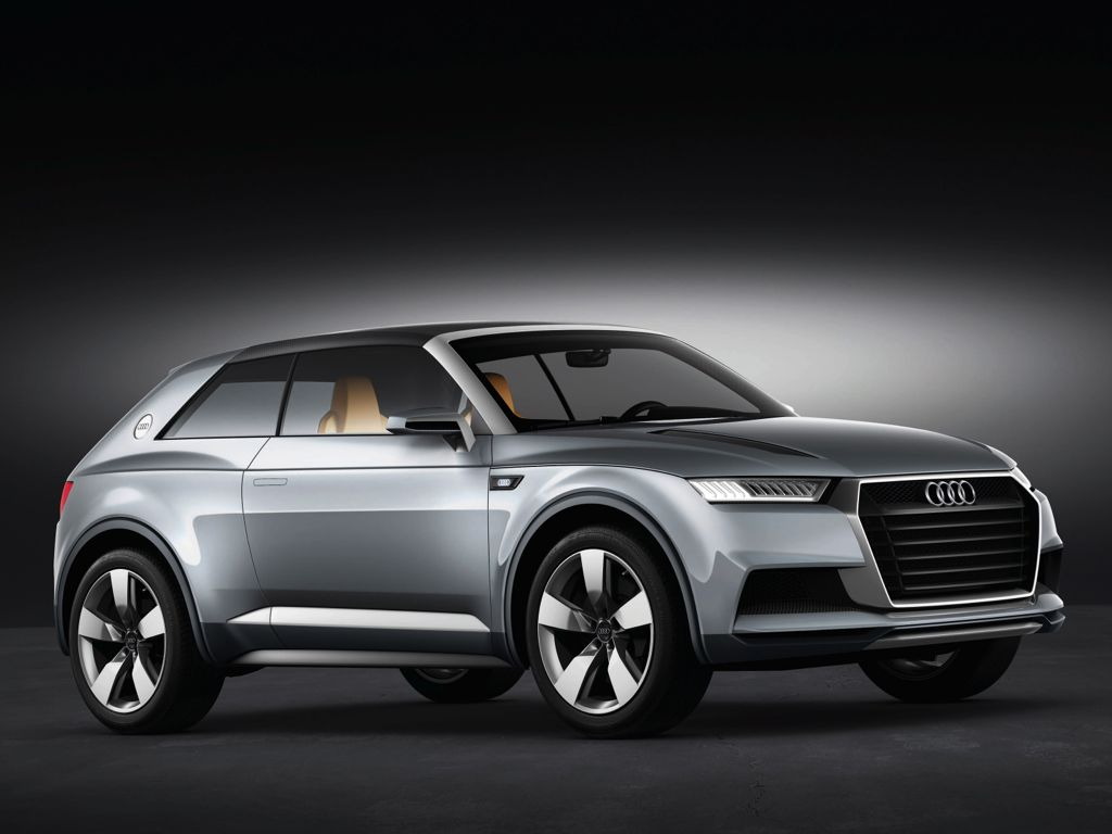 Audi crosslane coupé