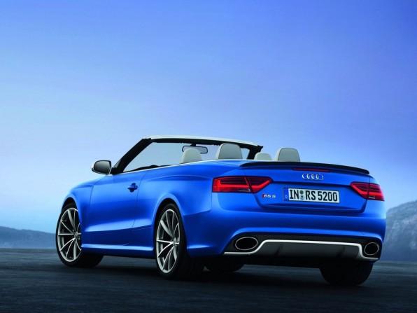 Audi Rs 5 Cabriolet - ein offenes Vergnügen