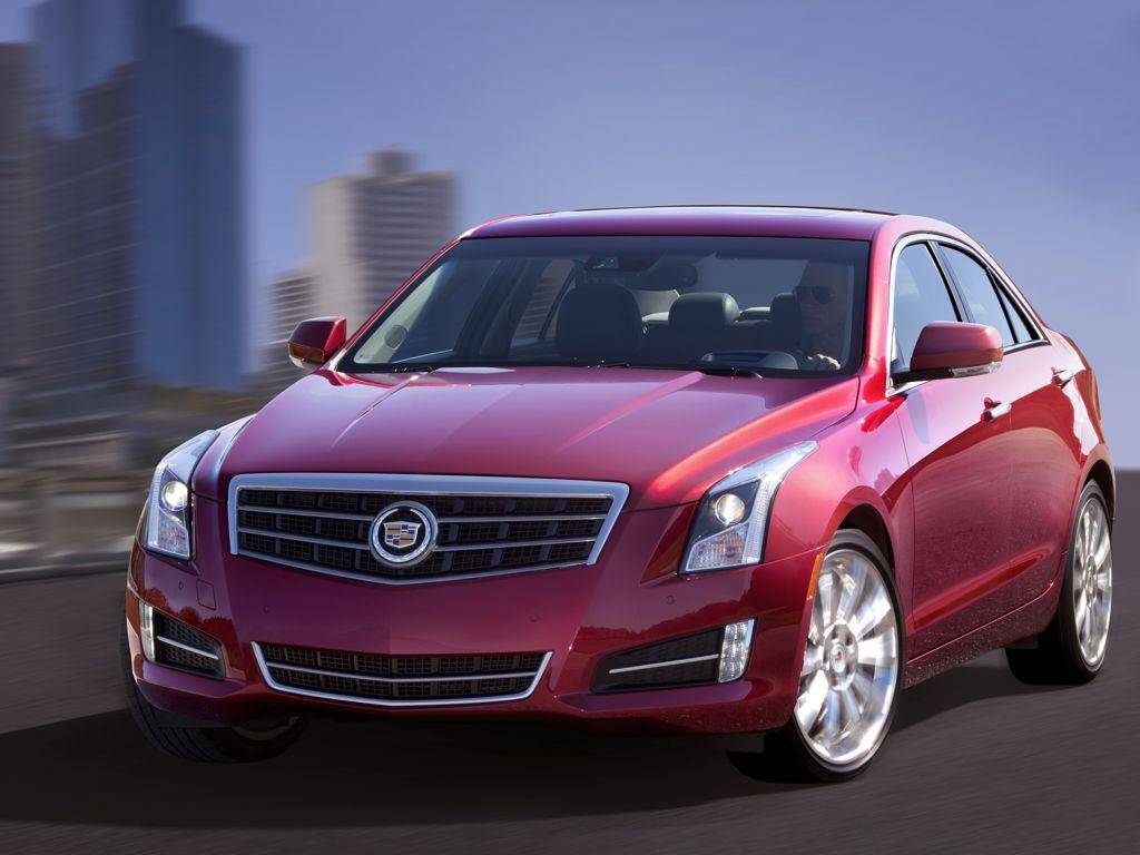 Cadillac ATS (2013)